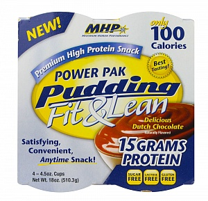 Power Pak Pudding Fit & Lean от MHP