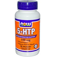 5-HTP 100 mg от NOW