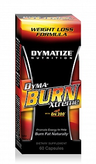 Dyma-Burn Xtreme with EPX от Dymatyze